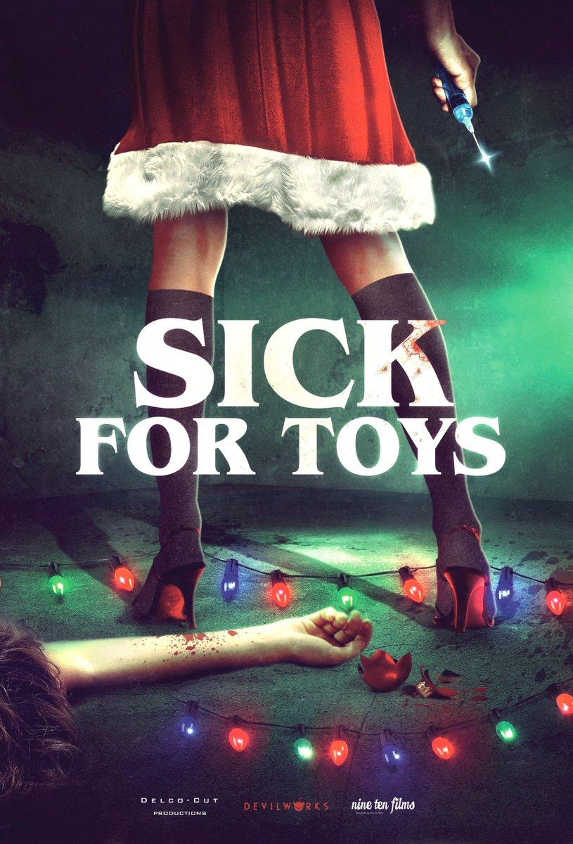 imokenpi on twitter 最新クリスマス ホラー sick for toys 予告編