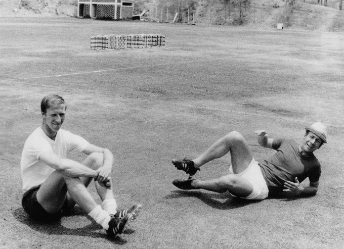 Happy birthday, Jack Charlton