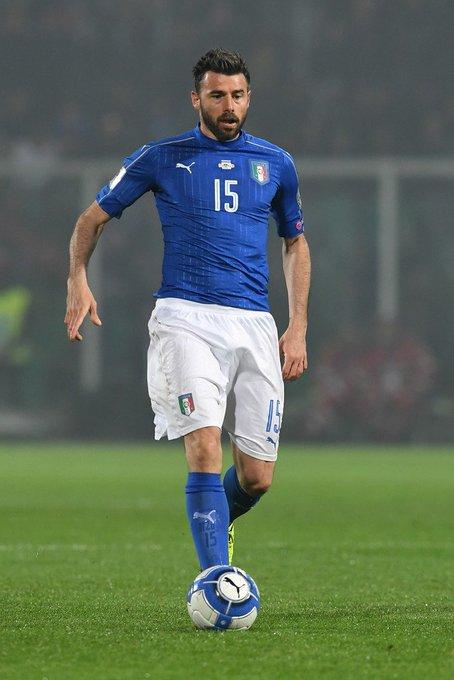 Happy birthday Andrea Barzagli(born 8.5.1981)