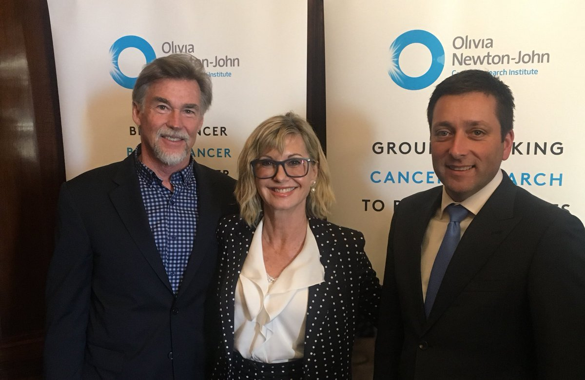 Matthew guy mp on twitter what a pleasure to meet olivia newton matthew guy mp on twitter what a pleasure to meet olivia newton john and talk about the positive plans of the onj cancer research institute onjcri m4hsunfo