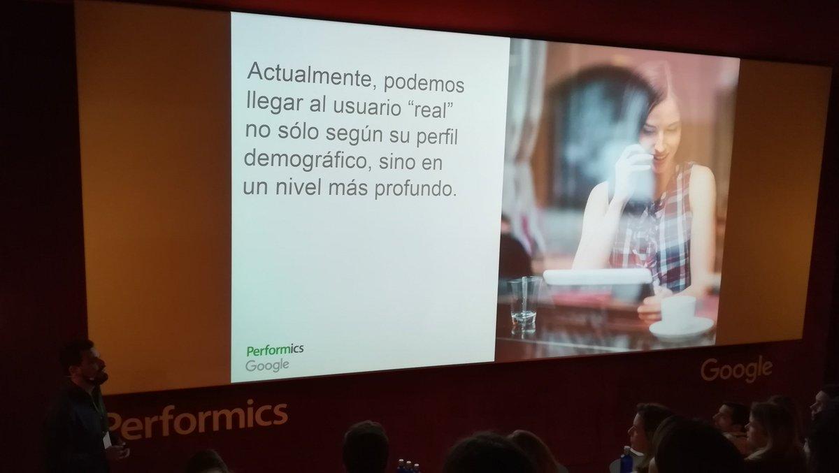 test Twitter Media - Hablamos del usuario real pero... ¿quién es el usuario real? Miguel Romero, Media Agency Consultant de @GoogleES nos lo cuenta en #customer360 https://t.co/uJeLE0l010
