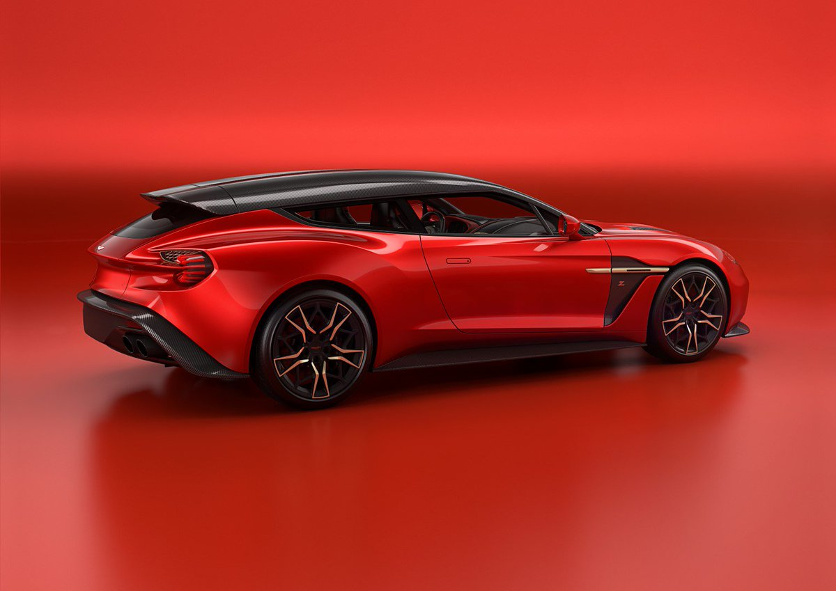 """aston martin on twitter: """"the exceptional vanquish zagato shooting"""