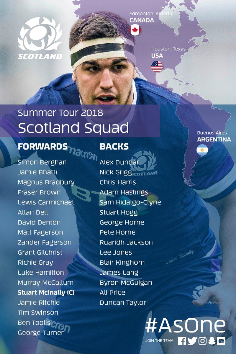 Scotland's 2018 Summer Tour: Darien Scheme 2.0 DcqcOIGXcAAs7Xh
