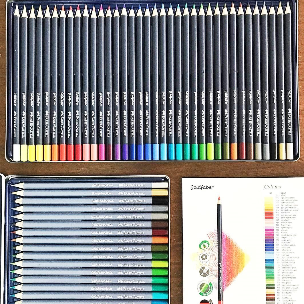 National Book Store On Twitter Faber Castell S Goldfaber Color