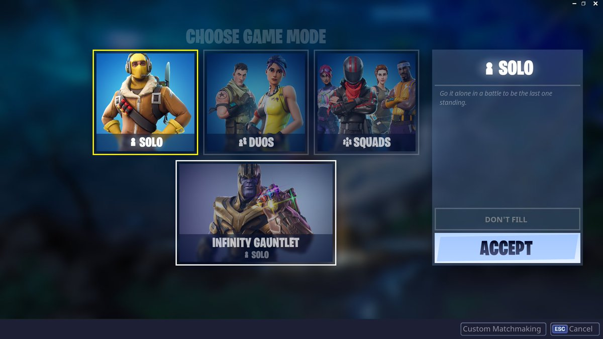 Fortnite X Avengers Event Mode Is Now Live This Limited Time Mashup