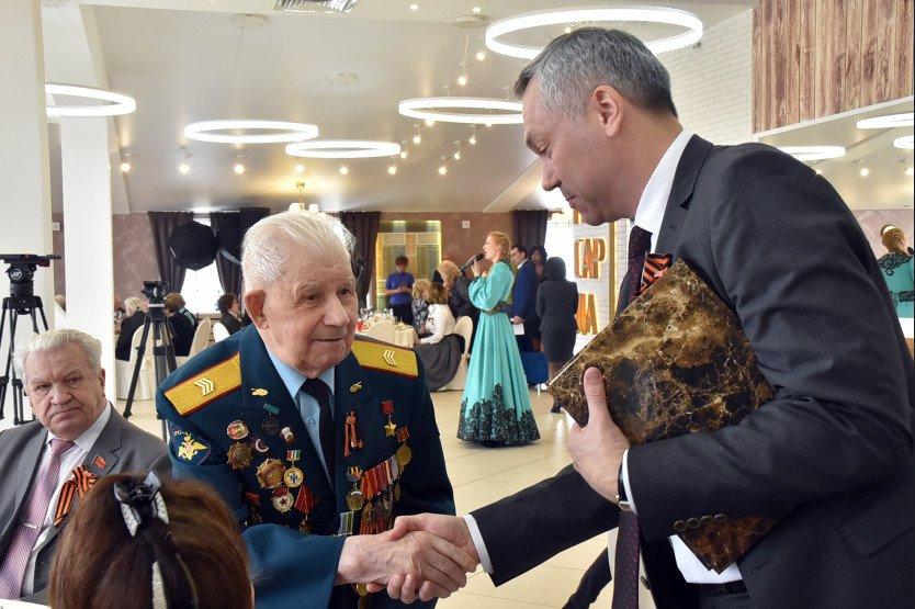поздравления локтя ветеранов тысяч