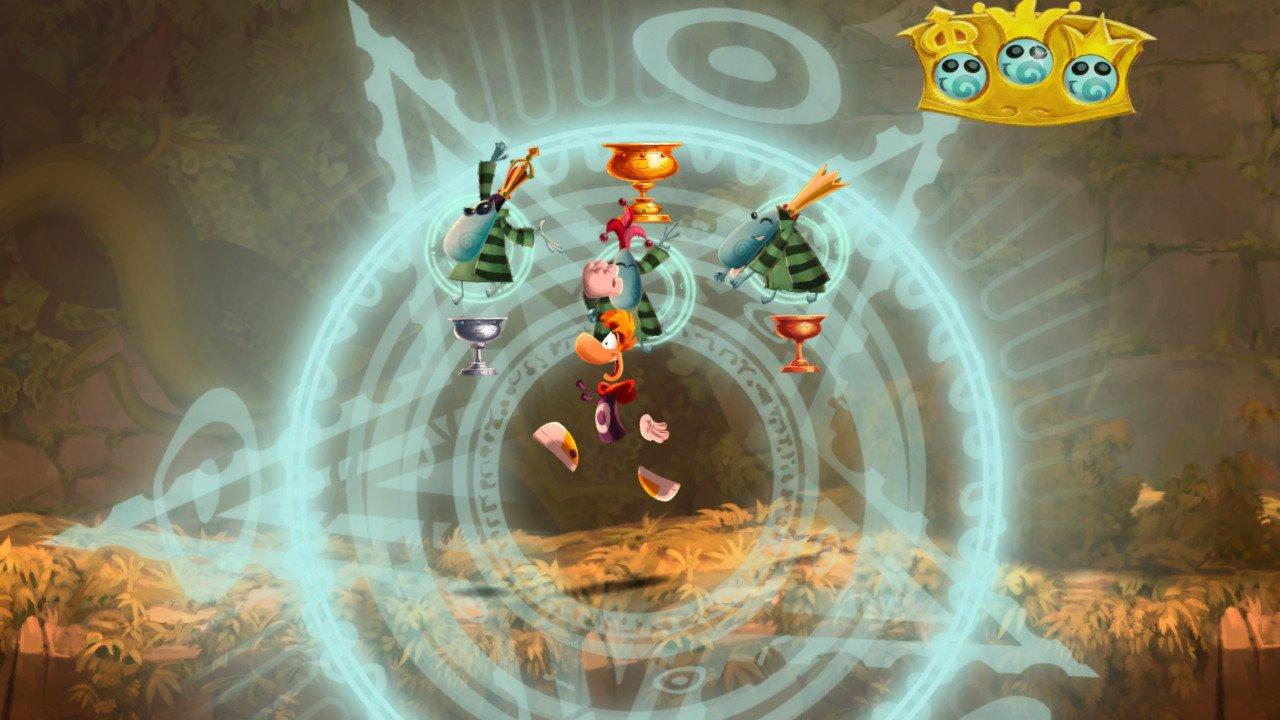 Rayman Legends (Switch) Screenshot