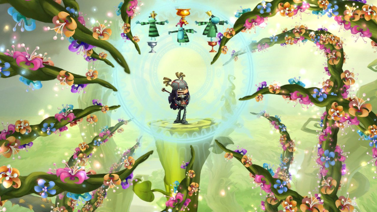 Rayman Legends Aesthetics