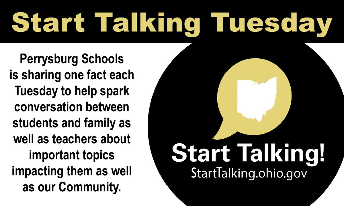How To Start The Conversation About Drug Use >> Perrysburg Schools On Twitter Here Are Tips To Start A