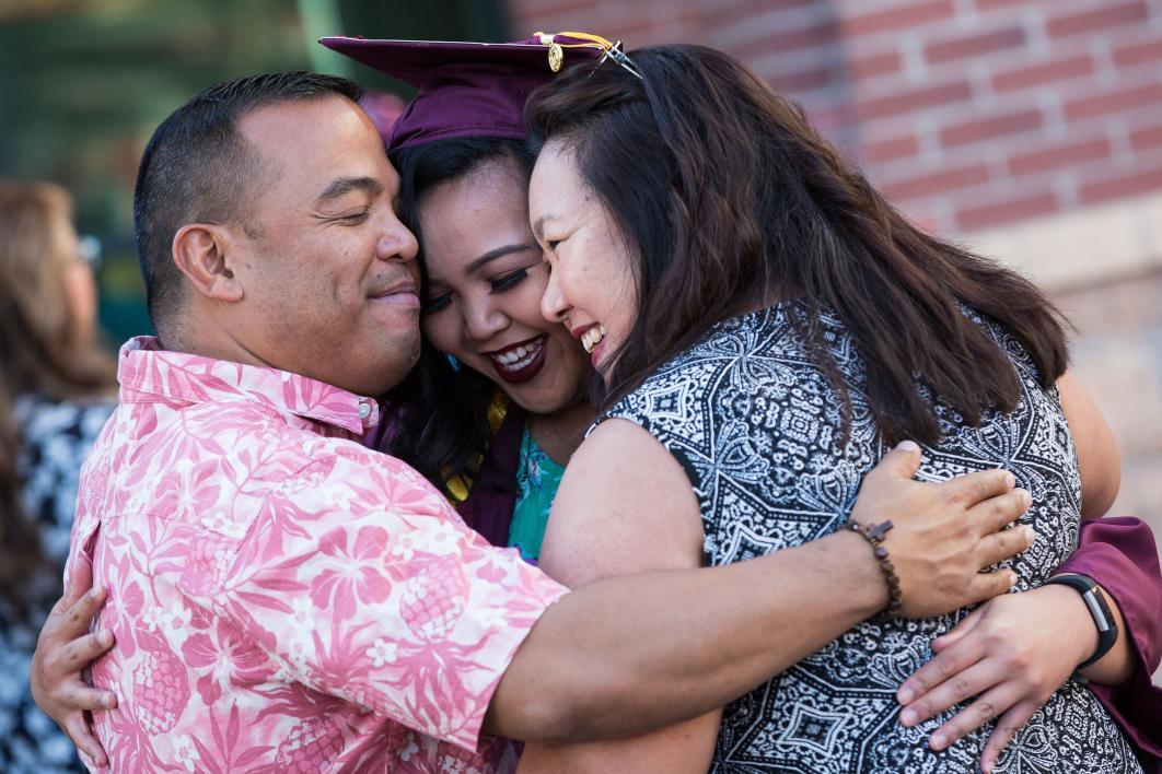 Last Nightu0027s @ASU Undergraduate Commencement Was Full Of Hugs, Smiles And A  Little Confetti. Take A Look At Some Of Our Favorite Photos: ...