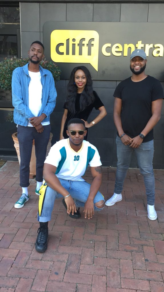 Shout to @SiyaBeyile for the cool interview on @TheThreadedMan @CliffCentralCom