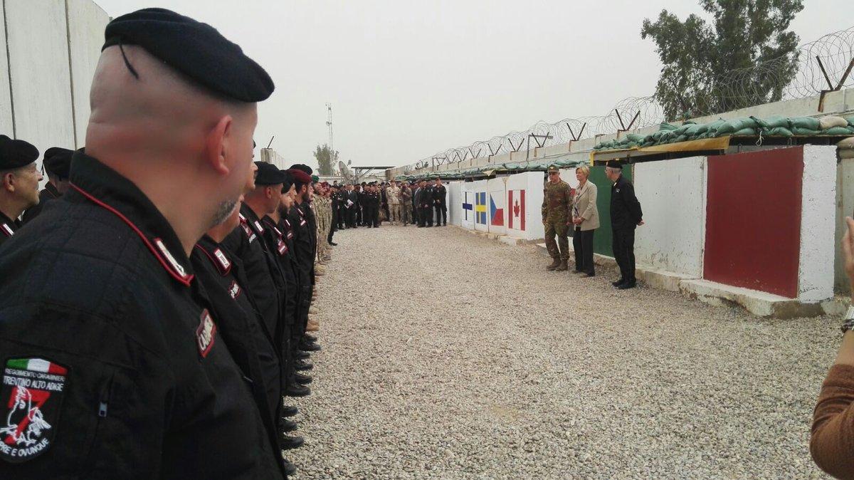 جهود التحالف الدولي لتدريب وتاهيل وحدات الجيش العراقي .......متجدد - صفحة 2 DcrBU9LWkAAWMmk