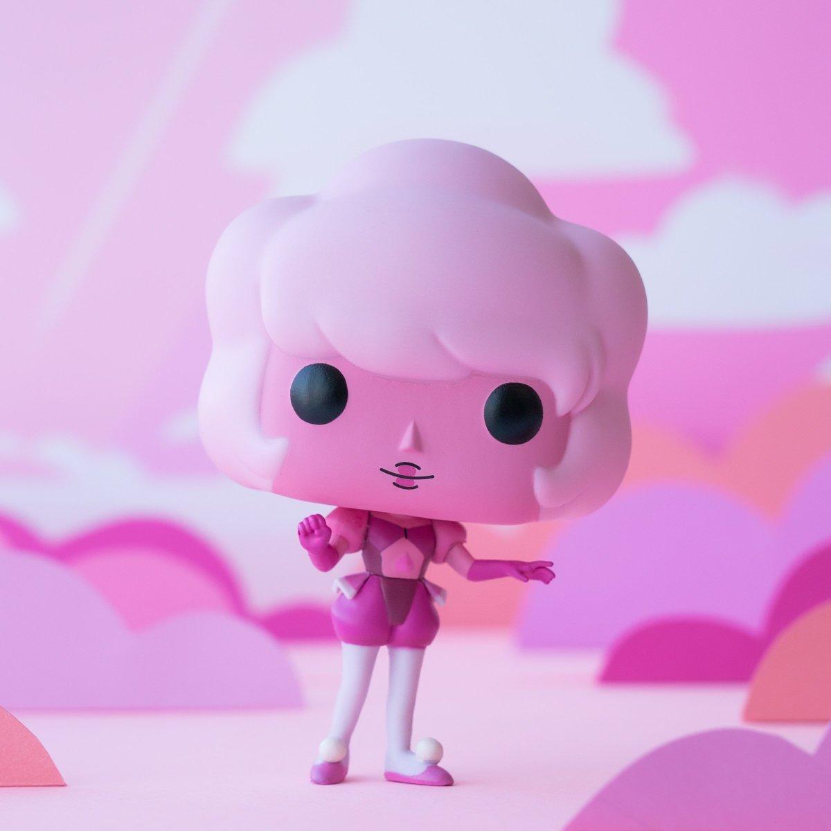 cartoon network on twitter confirmed pink diamond is a funko pop