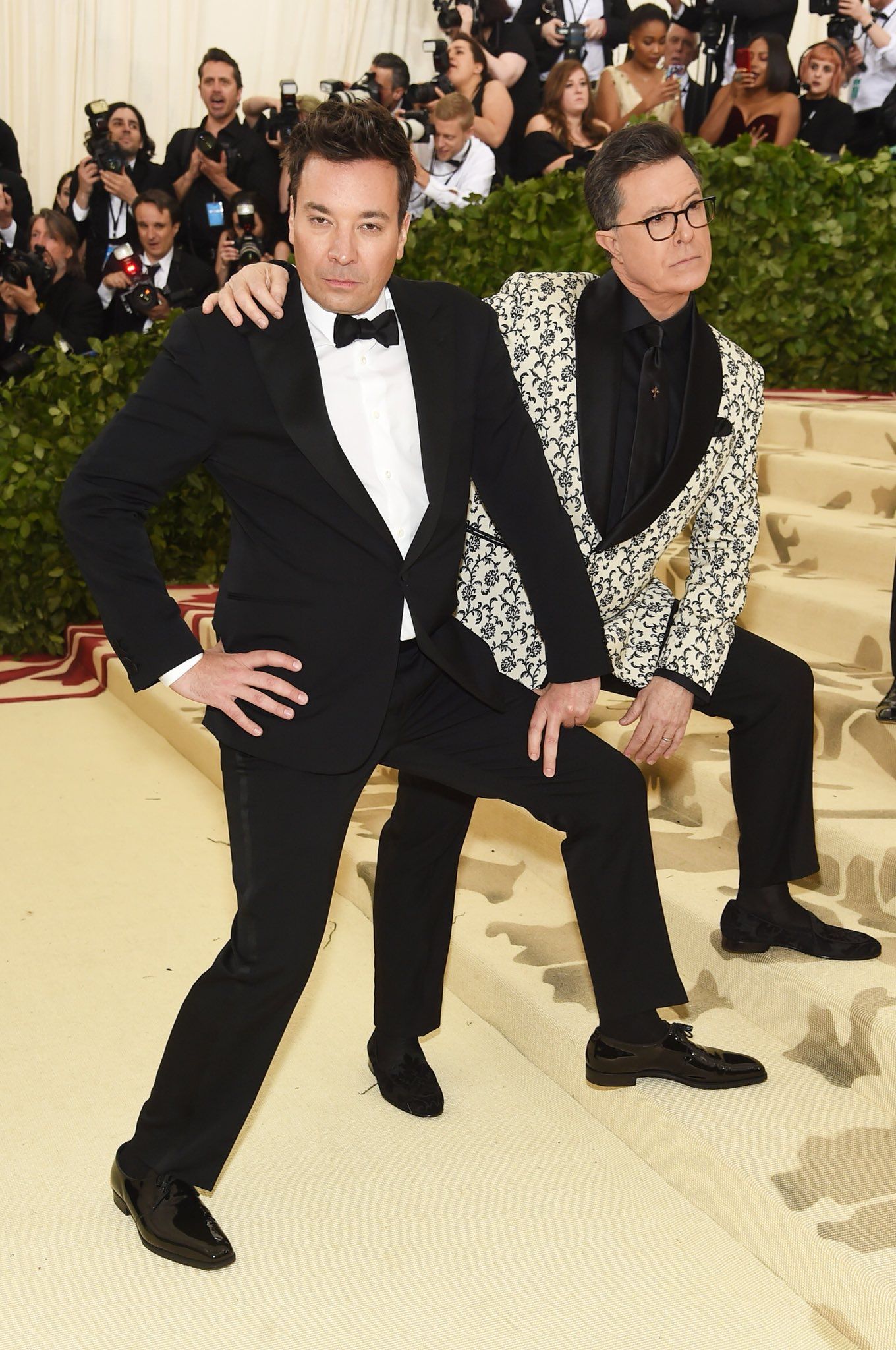 Don't be surprised if you see two professional models on the red carpet of the #MetGala. https://t.co/pYzpONmNDv