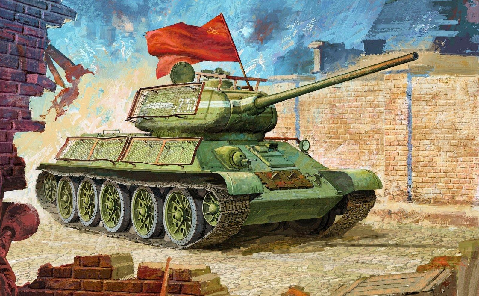 Старые открытка сч танком к 9 мая, можно