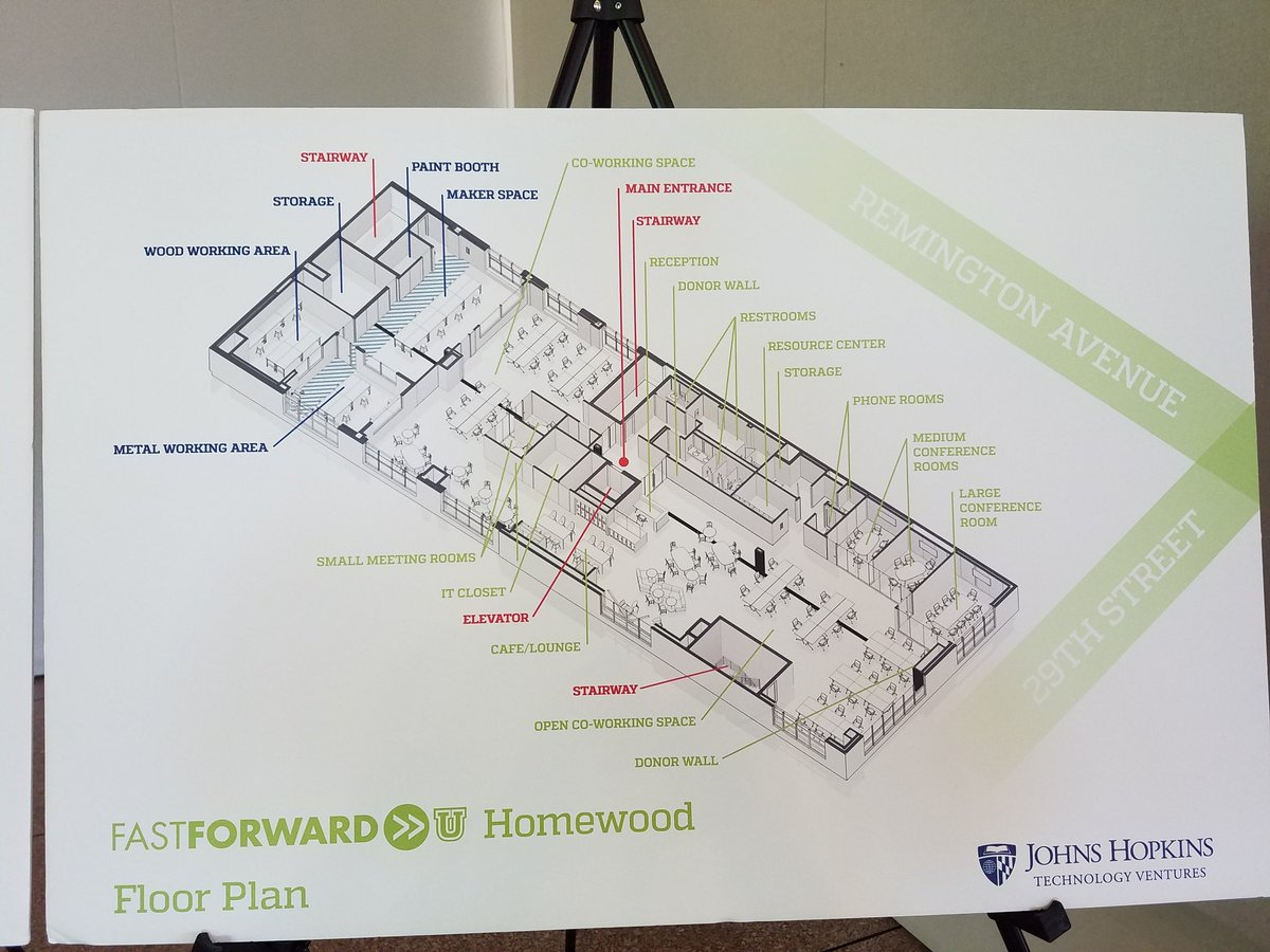 Johns Hopkins Engineering On Twitter We Will Be Opening A New Wall Schematic Diagram Space Dedicated To Design Entrepreneurship Commercialization Jhudesignday
