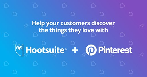 Are you looking to reach more customers and inspire purchases on Pinterest? Weve got you. ow.ly/wQX430jSy4C Plan, publish and schedule pins to multiple accounts and boards with Pinterest + Hootsuite