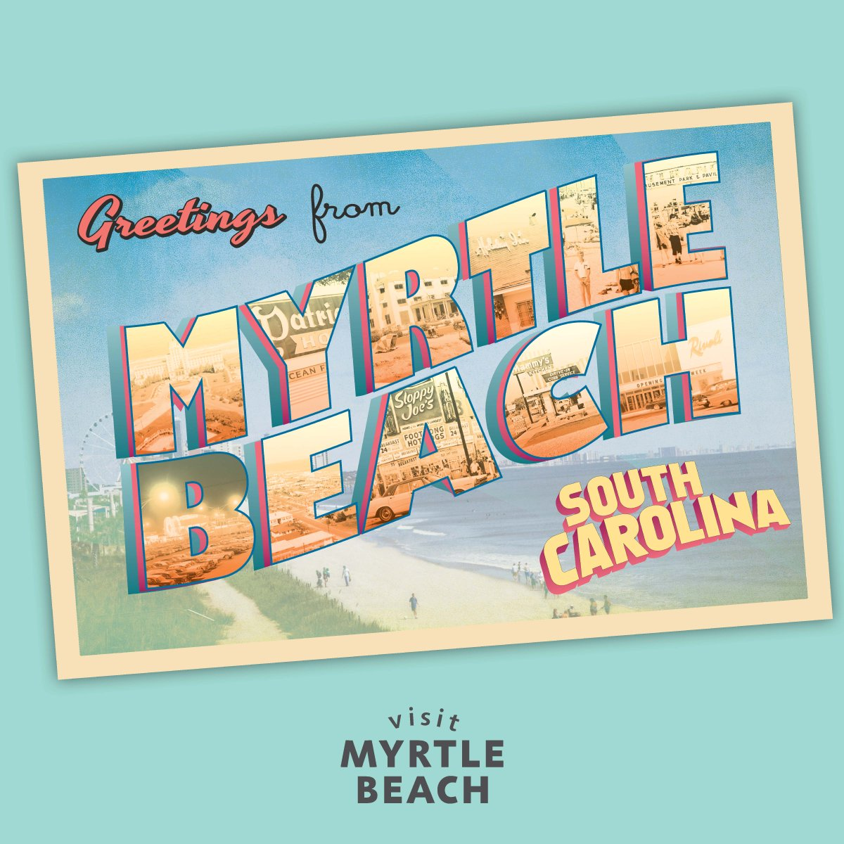 Visit Myrtle Beach On Twitter This Week Celebrates National Travel Tourism As Always Thank You For Visiting Us