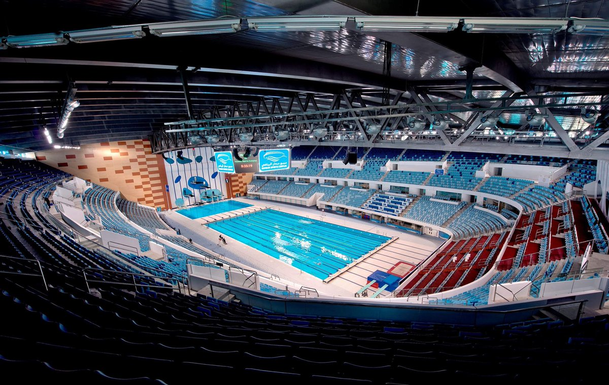 ihf on quot hamdan sports complex will host the 500 hb in december the venue