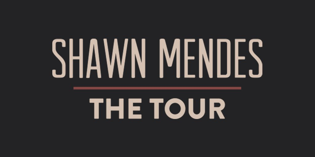 #ShawnMendesTheTour today x https://t.co/xdbFX7j2OY