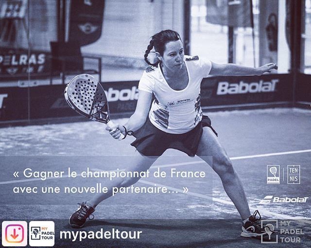 #Repost from @mypadeltour. MPT MONACO : ITW Audrey Casanova. Retrouvez l'itw sur le site internet du My Padel Tour (http://www.mypadeltour.com) #padel #padelgirls #fft #babolat #padelsportevents https://ift.tt/2jGgf5vpic.twitter.com/JAo7gcUG7i