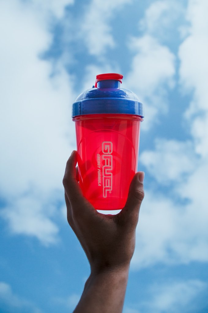 gfuel dave s tweet the spider man shaker cup combination