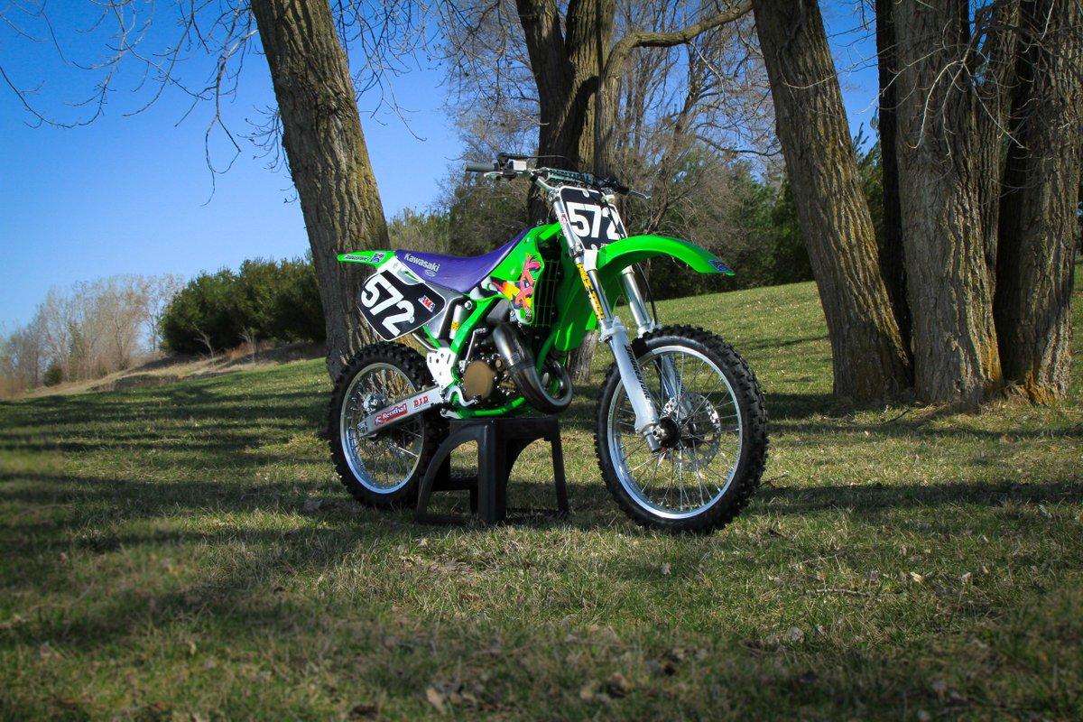 Twostroketuesday Twowheeltuesday Procircuit Werace Kx Kxproof Kx125 Kawasaki Https T Co N8tuksjvqf