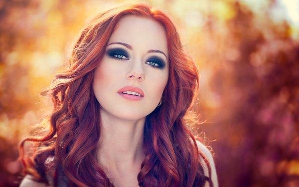 Kombinkadincom On Twitter Bakır Kızıl Saç Rengimodelleri Ve Boya