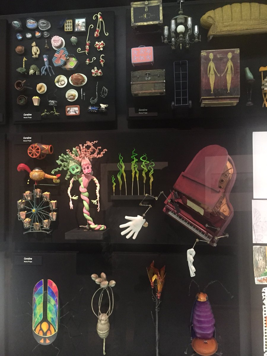 Feynudibranch On Twitter If You Haven T Seen The Laika Exhibit At The Portland Art Museum You Still Have Through May 20th The Puppets Sets Props On Display Are Incredible Https T Co W5diyxeslh
