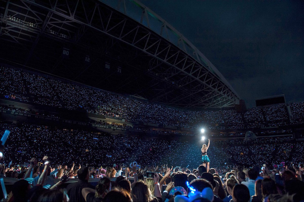 Lumen Field On Twitter Taylor Swift Kicks Off Her Tour Today The Countdown Is On 2 Weeks Until She Is In Seattle Reputationstadiumtour