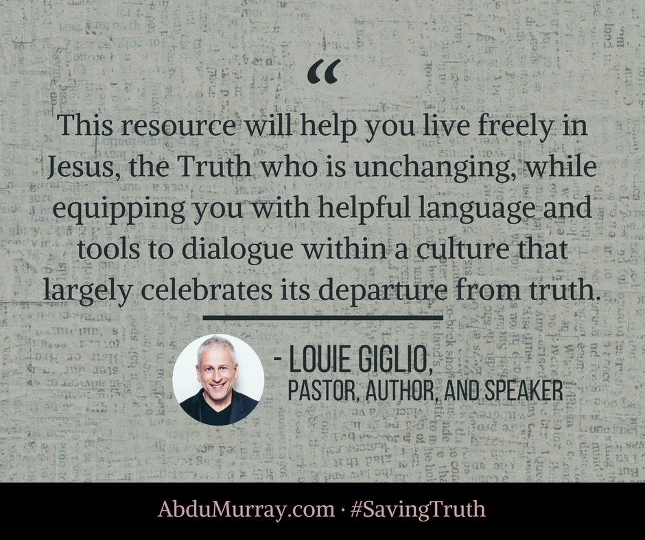 #SavingTruth by @AbduMurray releases today! Do you have your copy yet? abdumurray.com