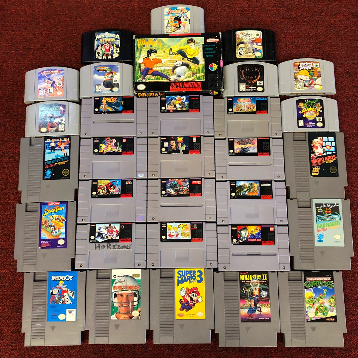 Digital Press On Twitter Another Nice Nintendo Lot Was Just