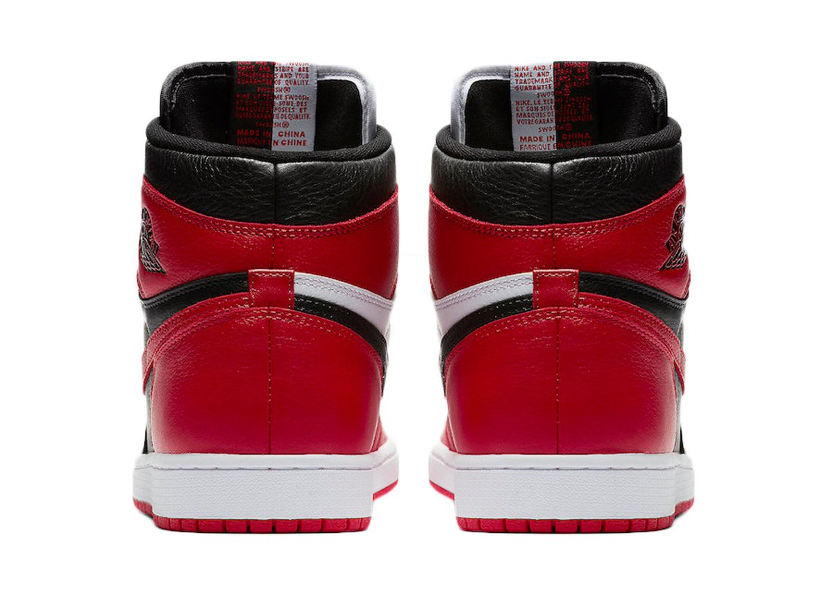 wholesale dealer ddc9f 70666 So what is the difference between these Homage to Home Jordan 1s 11 was  numbered, and had some words on the back tab  They look identical tho  im  so ...