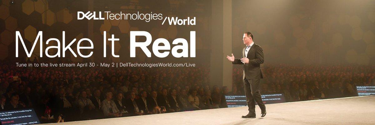 Dell Emc Partners On Twitter Missed Delltechworld And Dellemcgps