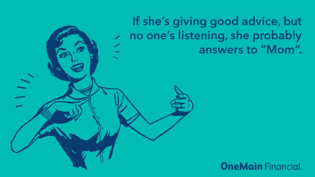 good mom advice