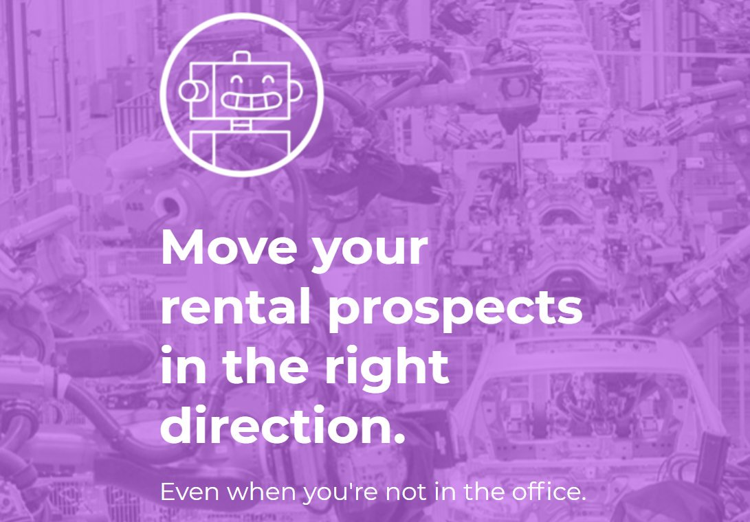 Be sure to hook up with @KendallMarolda and crew to learn how the @Respage  Chatbot gives renters and prospects helpful info about your apartment 24/7!