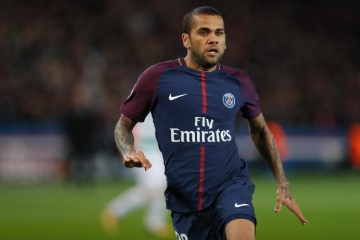 Psg S French Cup Success Means Dani Alves Is The Most Decorated