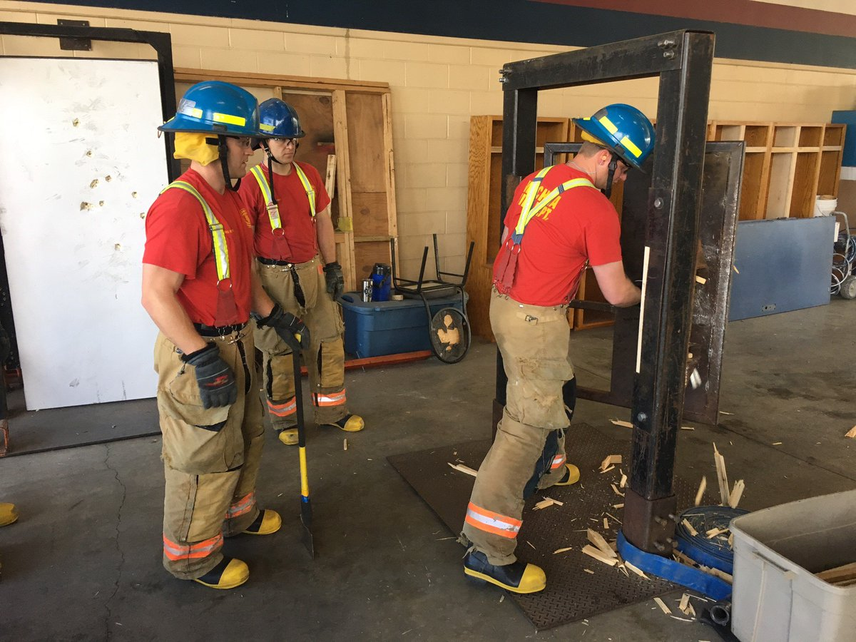 Wichitafiredept Last Friday 2018springclass Went To