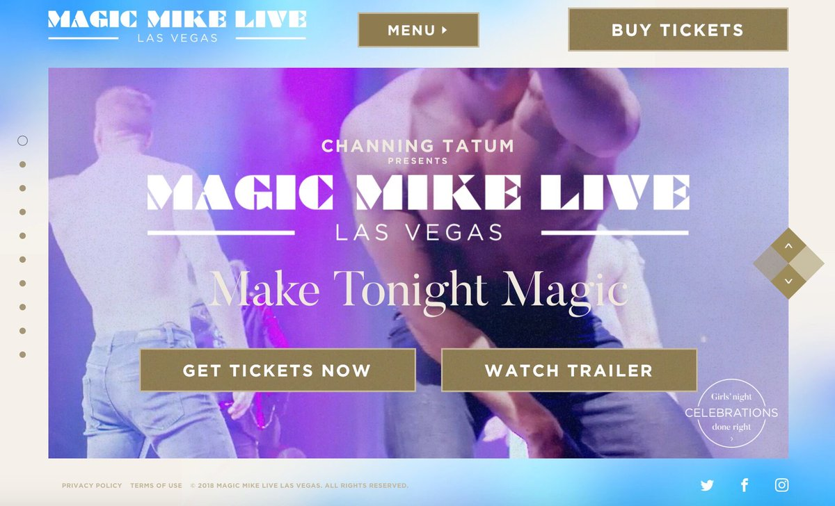 magic mike live on twitter just in time for transformationtuesday