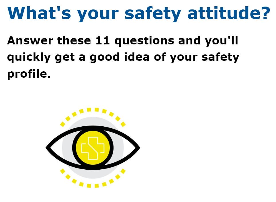 Energy Safety Canada On Twitter Your Safety Attitude Can Impact