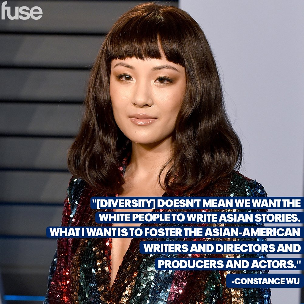 Yes, @ConstanceWu. Just yes! #TuesdayThoughts #FutureAsianPacificHistory