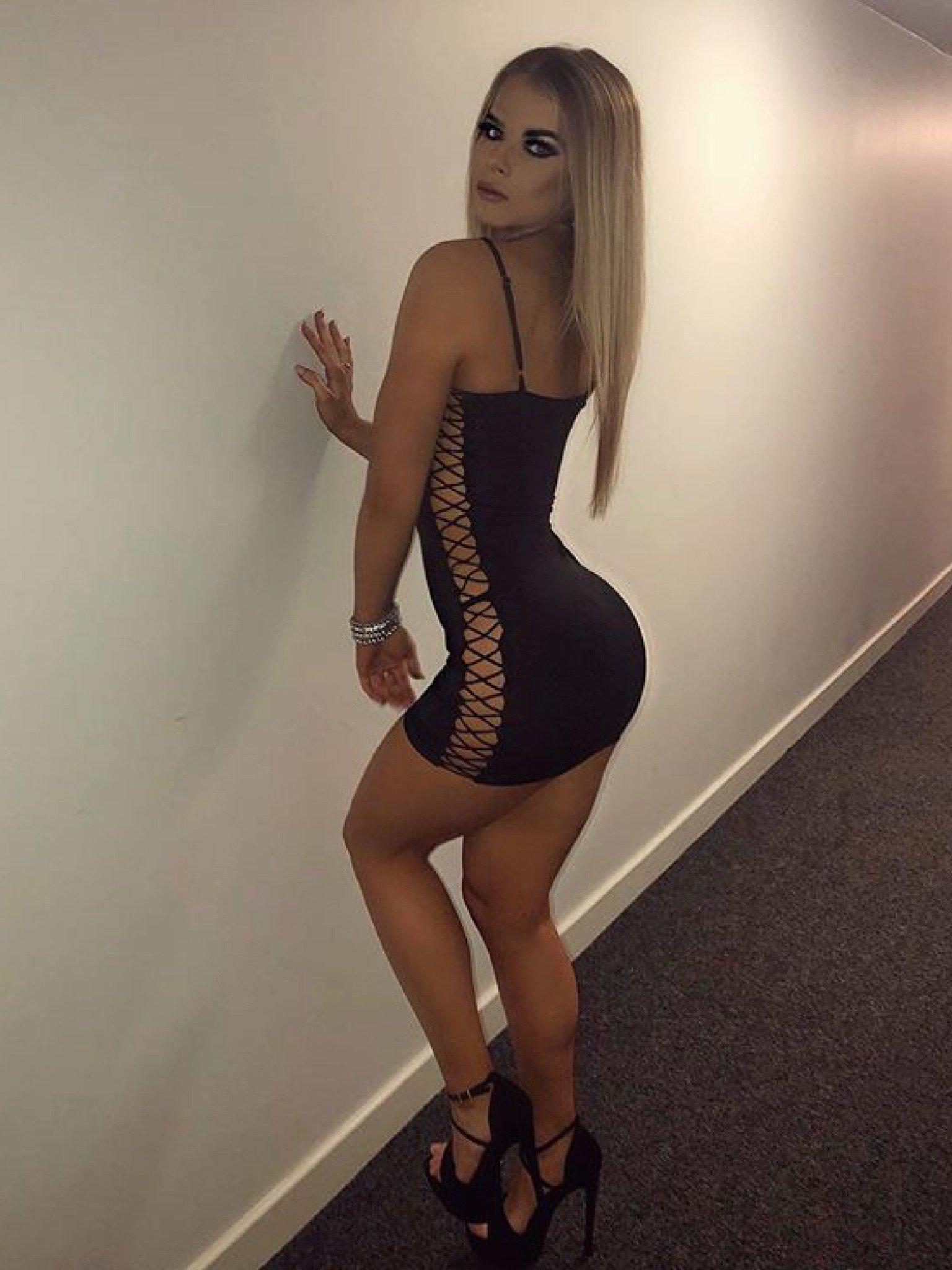 White pantyhose stocking tights nylon sexy babe blonde y