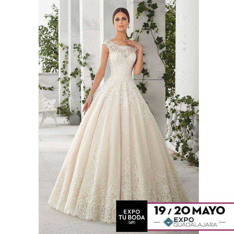 Vestidos de novia sencillos en guadalajara