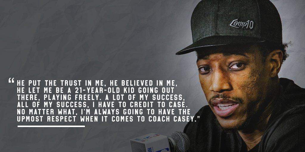 Nothing but love for Coach. https://t.co/jFCj1kjYPg