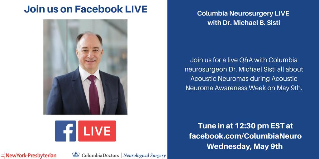 Columbia Neurosurgery on Twitter: