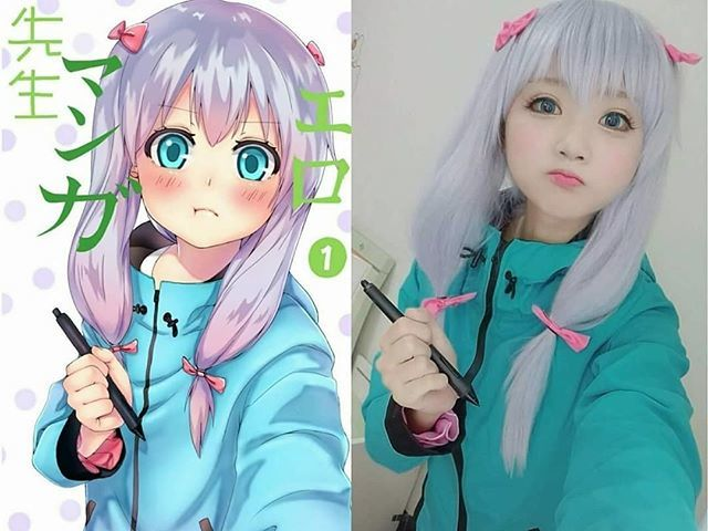 Ezcosplay On Twitter So Cute Izumi Sagiri Eromanga Sense