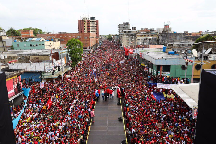 VueltaALaPatria - Dictadura de Nicolas Maduro DctbCmwWAAEB0If