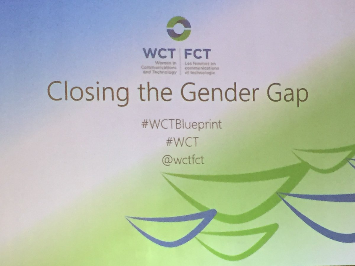 Wctbc on twitter happening now closing the gender gap a closing the gender gap a blueprint for womens leadership in the digital economy shannm wctfct lyotier httpstzvkegt5uox malvernweather Gallery