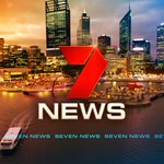 Image for the Tweet beginning: LIVE NOW: Perth's 6PM news