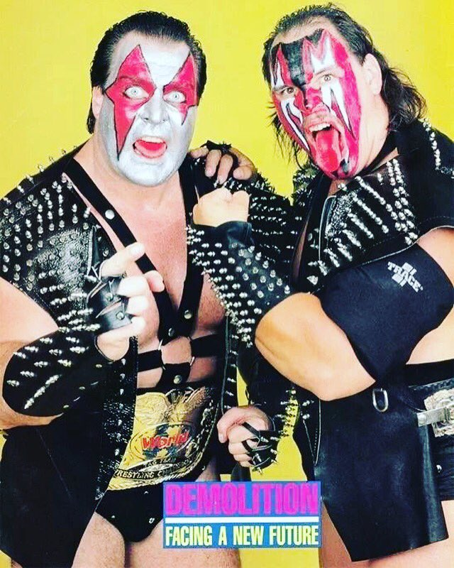 RT if they belong in the WWE HOF...